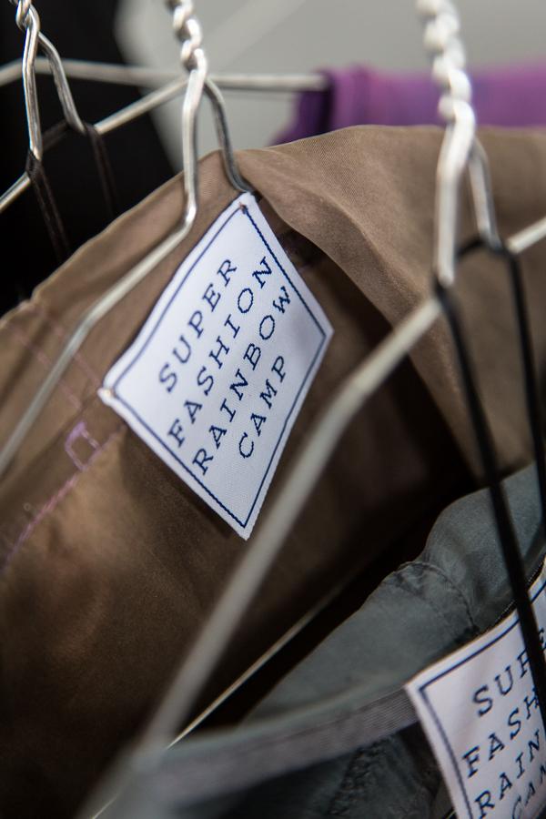 Upcycling im Super Fashion RainbowCamp