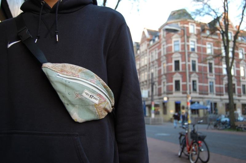 Hood Bags: Diamant trifftTasche
