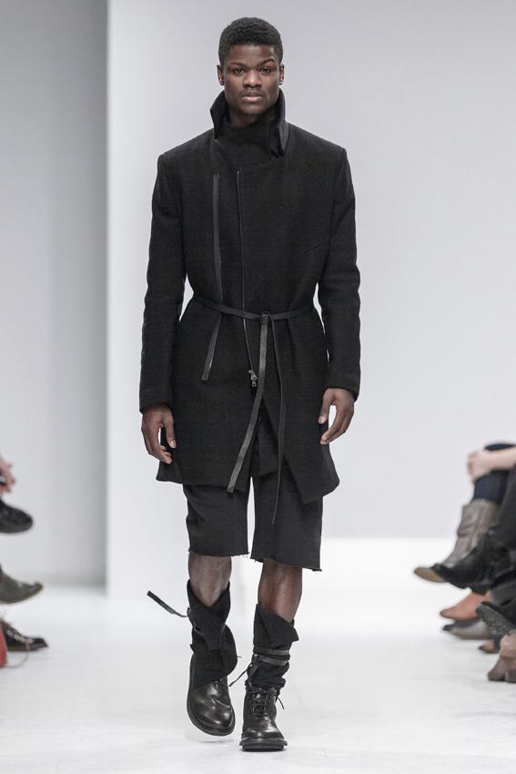 Aleks Kurkowski zeigt bei unserer Fashion-Night mit dem Related Store.