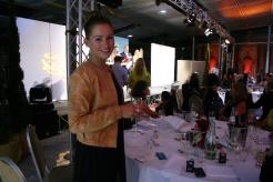 Rike Henties war erstmals Jurymitglied des FSA.