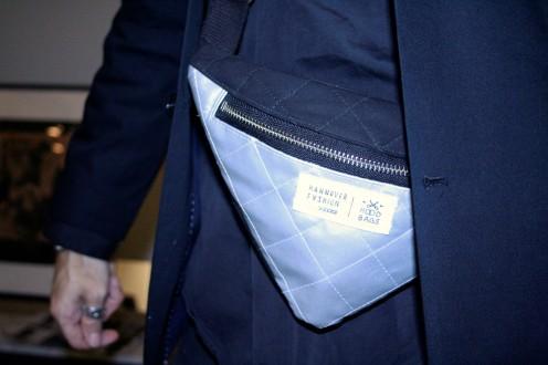 Ohne die Gothic Diamond von Hood Bags keine HFW-Fashionnight.