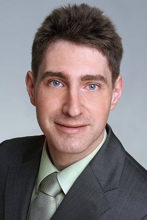 Neu bei modotex: Stefan Konarksi.