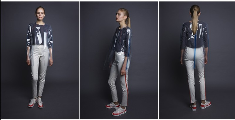 """M3 Previews: Victoria von Hundts ozeanische Streetwear-Kollektion """"Submerged"""""""