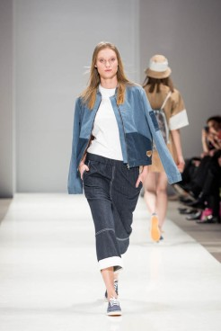 Upcycling DeniM bei Laura Struthoff.