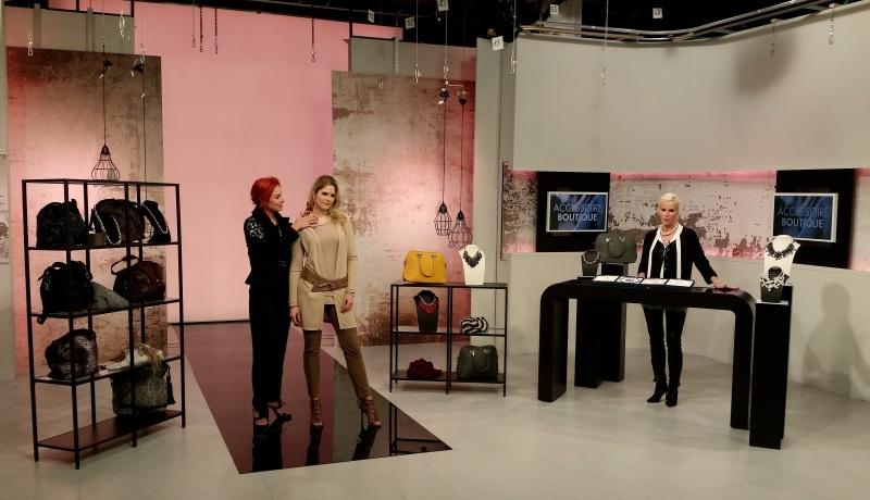 Luisa Verfürth bringt bei Channel21 die neue Accessoire Boutique zumLeuchten