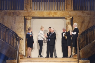 Anna Bornhold holte beim Euro Fashion Award den 2. Platz