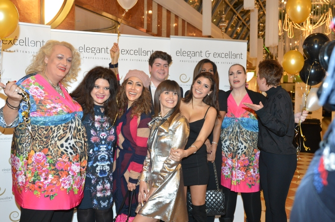 Opening bei elegant&excellence.