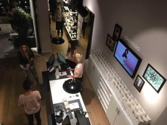 Blick in den Onygo-Store in der Großen Packhofstraße.
