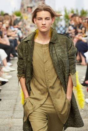 William Fan Defile - Der Berliner Mode Salon Spring/Summer 2018